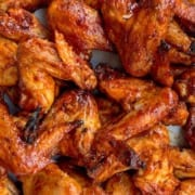 The BBQ Buddha's Game Day Wings